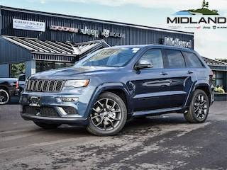 2021 Jeep Grand Cherokee High Altitude SUV for sale in Midland, ON