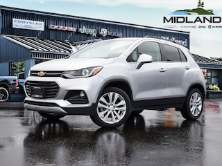 2020 Chevrolet Trax AWD 4dr Premier- AWD-Heated Seats-Backup Camera SUV for sale in Midland, ON