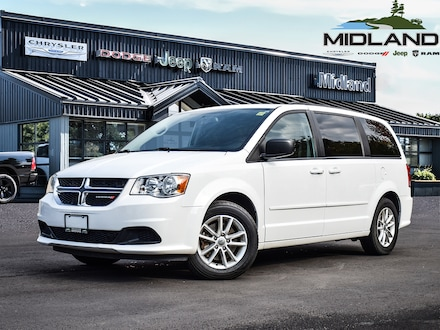 2017 Dodge Grand Caravan 4dr SXT Stow&GO- Bluetooth for sale in Midland, ON