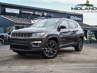 2021 Jeep Compass 80th Anniversary Edition SUV for sale in Midland, ON