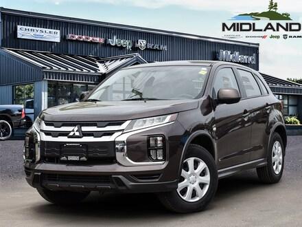 2020 Mitsubishi RVR ES AWD- Bluetooth SUV for sale in Midland, ON