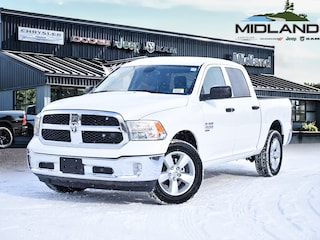 2021 Ram 1500 Classic Tradesman 4x4 Crew Cab 5.6 ft. box 140 in. WB for sale in Midland, ON