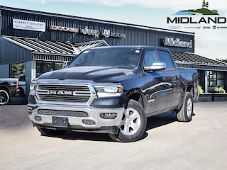 2021 Ram 1500 Big Horn 4x4 Crew Cab 144.5 in. WB for sale in Midland, ON