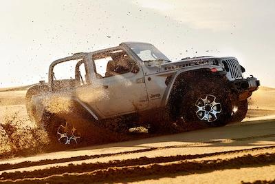 2021 Jeep Wrangler Off-Road Performance