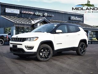 2021 Jeep Compass Altitude SUV for sale in Midland, ON
