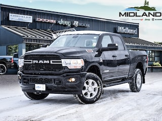 2021 Ram 2500 Big Horn 4x4 Crew Cab 6.3 ft. box 149 in. WB for sale in Midland, ON