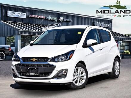 2020 Chevrolet Spark LT FWD- Bluetooth Hatchback for sale in Midland, ON