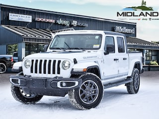 2021 Jeep Gladiator Overland 4x4 Crew Cab 5 ft. box for sale in Midland, ON