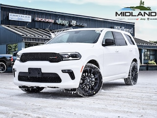 2021 Dodge Durango SXT All-wheel Drive for sale in Midland, ON