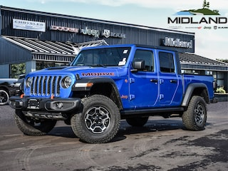 2021 Jeep Gladiator Mojave Truck Crew Cab for sale in Midland, ON