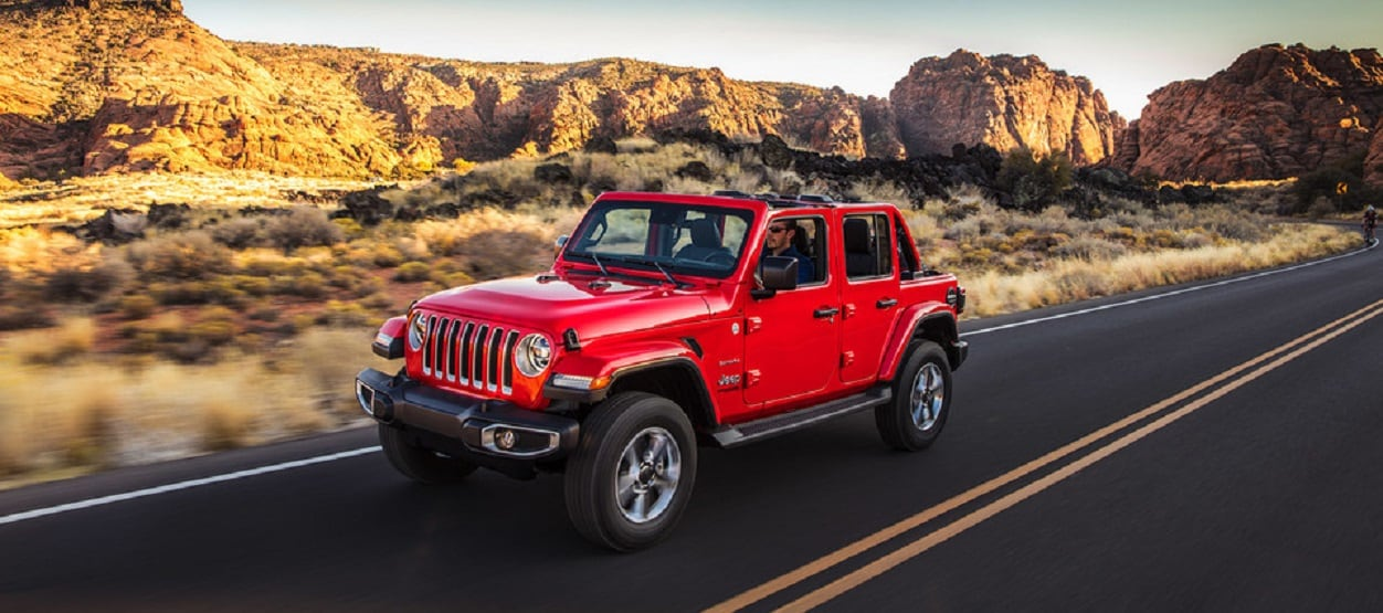 2021 Jeep Wrangler For Sale in Midland, Ontario
