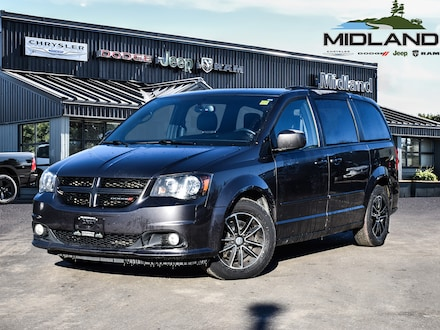2016 Dodge Grand Caravan R/T- Stow n Go- Remote Start for sale in Midland, ON