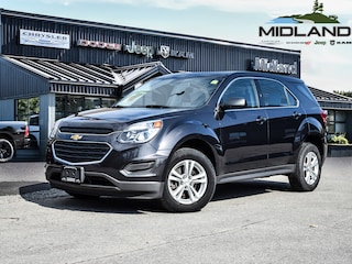 2016 Chevrolet Equinox AWD 4dr - Backup Camera- Bluetooth SUV for sale in Midland, ON
