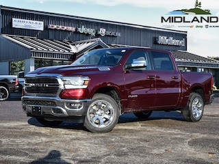 2021 Ram 1500 Big Horn Truck Crew Cab for sale in Midland, ON