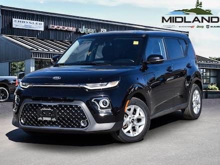 2020 Kia Soul EX- Bluetooth- Heated Seats Hatchback for sale in Midland, ON