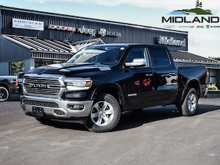 2021 Ram 1500 Laramie 4x4 Crew Cab 144.5 in. WB for sale in Midland, ON