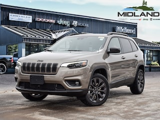 2021 Jeep Cherokee 80th Anniversary 4x4 for sale in Midland, ON