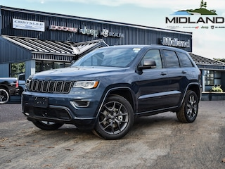 2021 Jeep Grand Cherokee 80th Anniversary Edition SUV for sale in Midland, ON