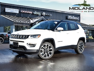 2021 Jeep Compass Limited SUV for sale in Midland, ON