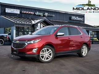2018 Chevrolet Equinox AWD 4dr Premier w-2LZ SUV for sale in Midland, ON