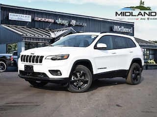 2021 Jeep Cherokee Altitude SUV for sale in Midland, ON