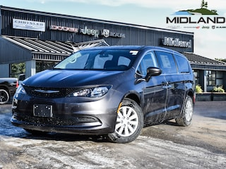 2021 Chrysler Grand Caravan SE Van for sale in Midland, ON