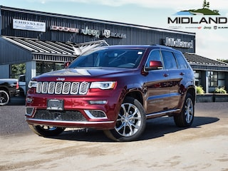 2020 Jeep Grand Cherokee Summit 4x4 for sale in Midland, ON
