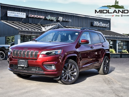 2020 Jeep Cherokee High Altitude 4x4 for sale in Midland, ON
