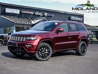 2021 Jeep Grand Cherokee Altitude SUV for sale in Midland, ON
