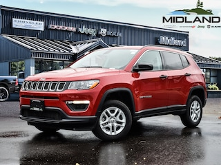 2021 Jeep Compass Sport SUV for sale in Midland, ON