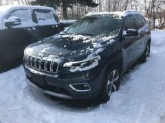 2020 Jeep Cherokee Limited SUV 6003