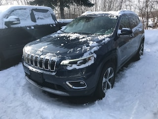 2020 Jeep Cherokee Limited SUV 6003