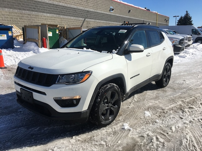 2019 Jeep Compass Altitude SUV 696184