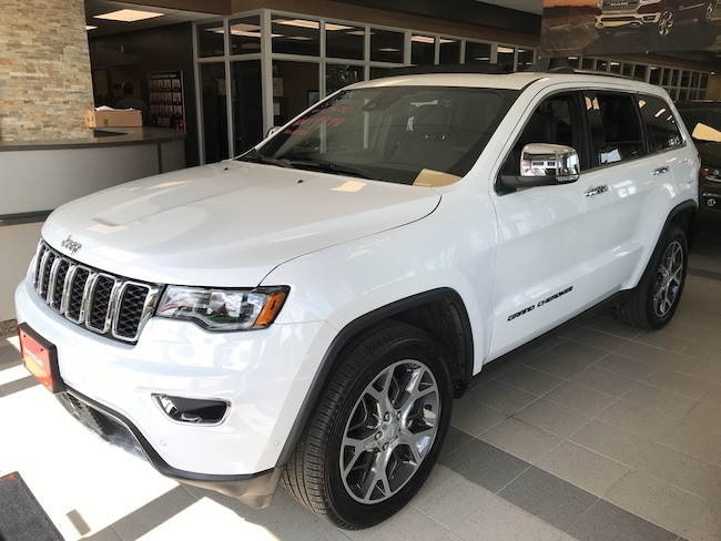 2019 Jeep Grand Cherokee Limited 4WD Company Demonstrator - Time TO GO!! SUV
