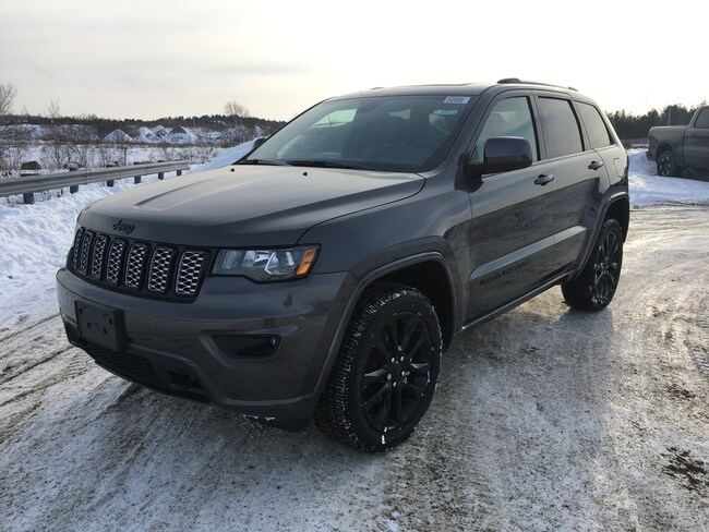 2019 Jeep Grand Cherokee Altitude SUV 548825
