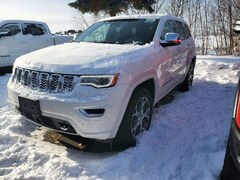 2020 Jeep Grand Cherokee Overland SUV 6012