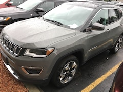 2019 Jeep Compass Limited SUV 817571