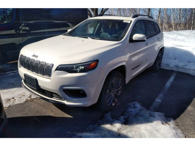 2019 Jeep New Cherokee High Altitude SUV 400687