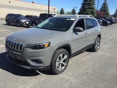 2019 Jeep New Cherokee Limited SUV 459260