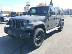 2020 Jeep Wrangler Unlimited Sahara Altitude SUV 5857