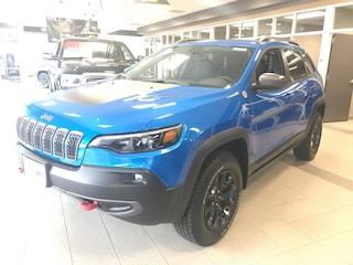 2019 Jeep New Cherokee Trailhawk SUV 5735