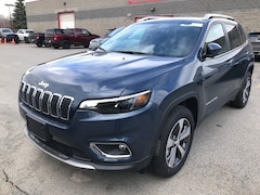 2020 Jeep Cherokee Limited SUV 6085