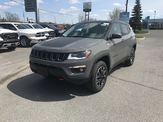 2019 Jeep Compass Trailhawk SUV 760446
