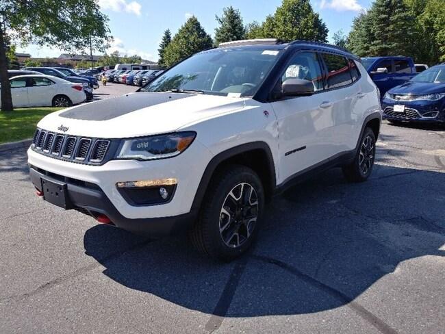 2019 Jeep Compass Trailhawk SUV 817577