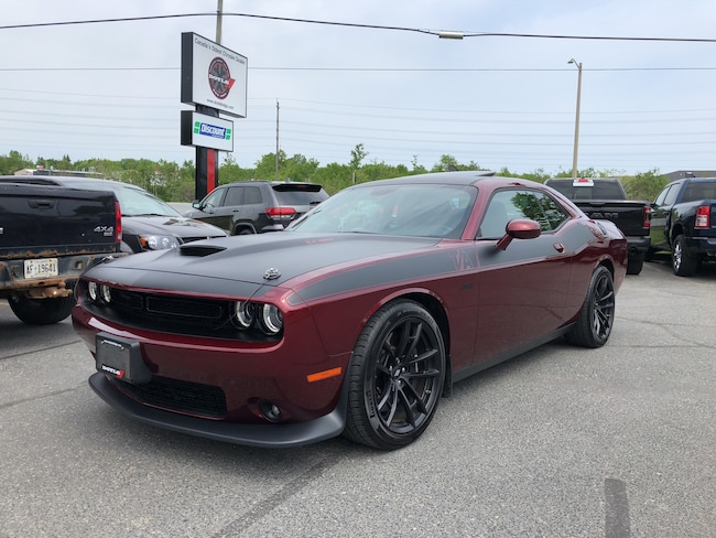 2017 Dodge Challenger 6.4L T/A SCAT PACK 392 Coupe