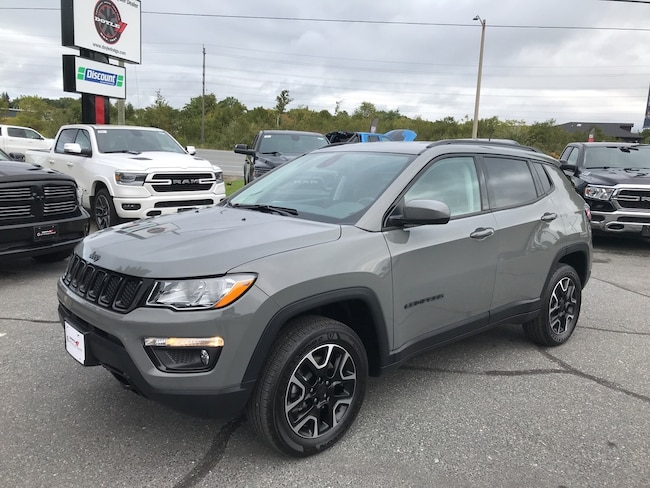 2019 Jeep Compass Upland Edition 4WD 1-Owner Trade-IN!! SUV