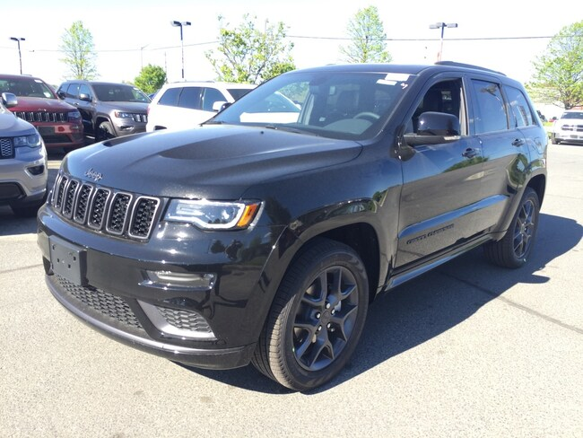 2019 Jeep Grand Cherokee Limited X SUV 796775