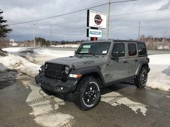 2020 Jeep Wrangler Unlimited Willys Edition SUV 6093