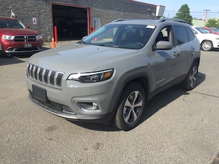 2019 Jeep New Cherokee Limited SUV 467174