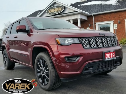 2019 Jeep Grand Cherokee Altitude, Leather/Suede Heated Seats/Wheel, Remote Wagon